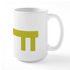 golden key Mug