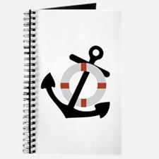 anchor and lifesaver Journal