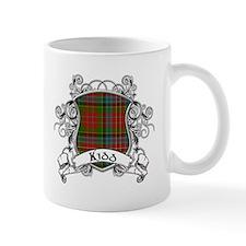 Kidd Tartan Shield Mug