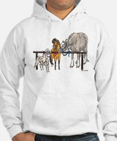 3 Hitched Hoodie