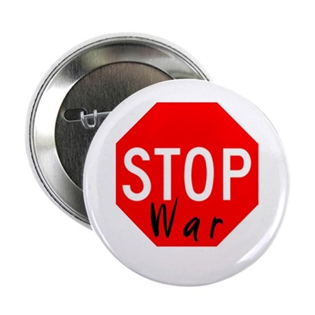 Stop War - Cindy Sheehan Button
