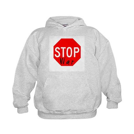 Stop War - Cindy Sheehan Kids Hoodie