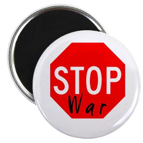 Stop War - Cindy Sheehan Magnet