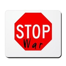Stop War - Cindy Sheehan Mousepad