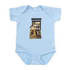 Love Quilting Infant Bodysuit