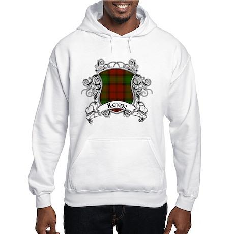 Kerr Tartan Shield Hooded Sweatshirt