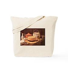 Van Gogh Still Life w Hat Tote Bag