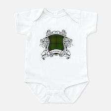 Kennedy Tartan Shield Infant Bodysuit