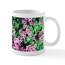 Purple Flowers - Mug