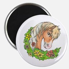 """Spring Pinto 2.25"""" Magnet (10 pack)"""