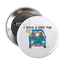 "P Mini Van 2.25"" Button"