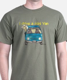 P Mini Van T-Shirt
