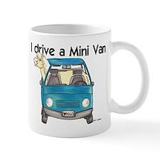 P Mini Van Mug