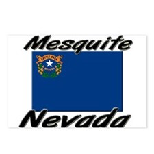 Mesquite Nevada Postcards (Package of 8)