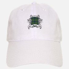 Keith Tartan Shield Baseball Baseball Cap