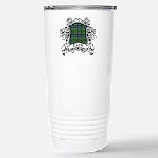 Keith Tartan Shield Thermos Mug