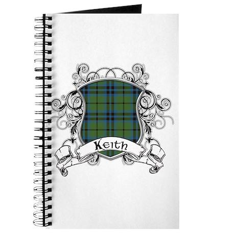 Keith Tartan Shield Journal