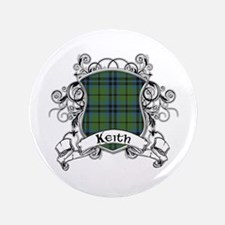 "Keith Tartan Shield 3.5"" Button"
