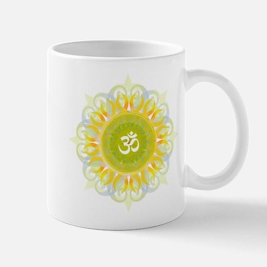 Om Mandala Mug