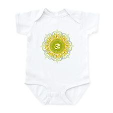 Om Mandala Infant Bodysuit