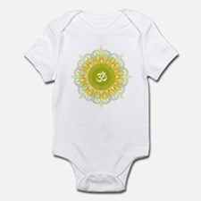 Om Mandala Infant Bodysuit