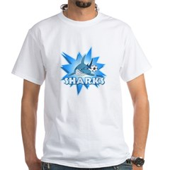 Sharks Soccer Team Shirt