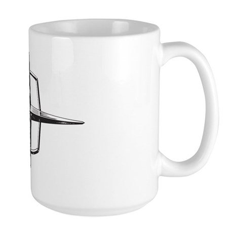 Classic Lincoln Large Mug