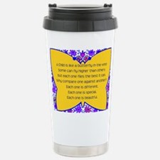 full butterfly Travel Mug