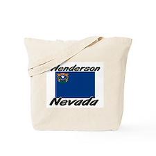 Henderson Nevada Tote Bag