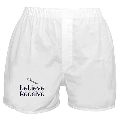 Believe Receive Boxer Shorts