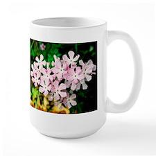 Pink Flowers - Mug