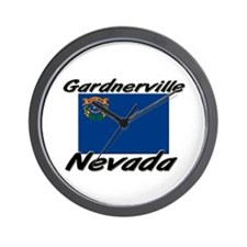 Gardnerville Nevada Wall Clock