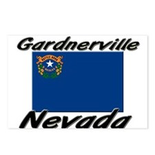 Gardnerville Nevada Postcards (Package of 8)