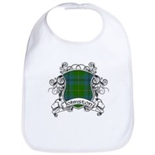 Johnston Tartan Shield Bib