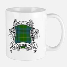 Johnston Tartan Shield Mug