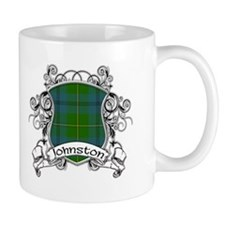 Johnston Tartan Shield Small Small Mug