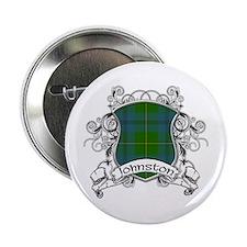 """Johnston Tartan Shield 2.25"""" Button"""