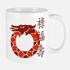 Lucky Red Dragon Mug