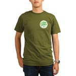 Gobble Gobble Organic Men's T-Shirt (dark)
