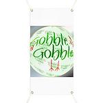 Gobble Gobble Banner