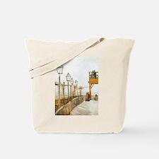 Van Gogh Montmartre Tote Bag