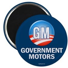 """GM - Government Motors 2.25"""" Magnet (100 pack)"""