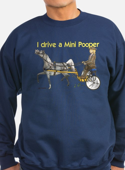 Mini Pooper Sweatshirt