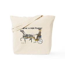 Mini Pooper Tote Bag