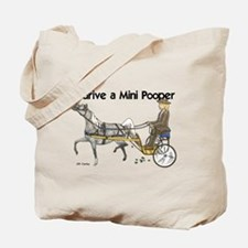 Mini Pooper Tote Bag