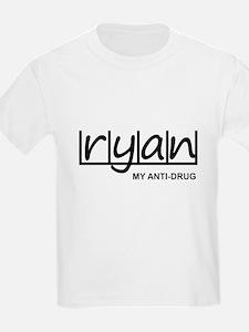 """""""Ryan Anti Drug"""" T-Shirt"""