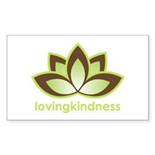 Loving Kindness Decal