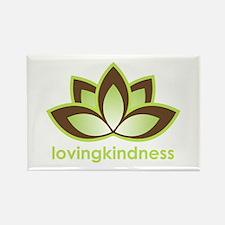 Loving Kindness Rectangle Magnet (100 pack)