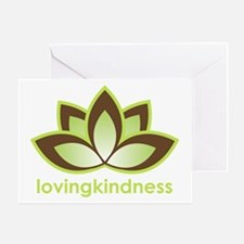 Loving Kindness Greeting Card