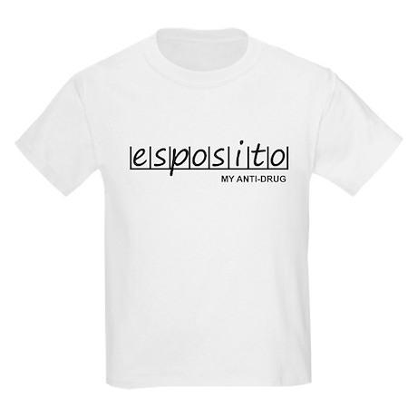 """Esposito Anti Drug"" Kids Light T-Shirt"